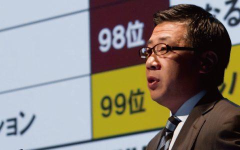 Han Yu / 韓裕 (ハンユウ) 株式会社マルハン 代表取締役社長
