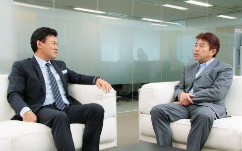 楽天株式会社 三木谷浩史 株式会社ベネフィット・ワン 白石徳生 記事サムネイル