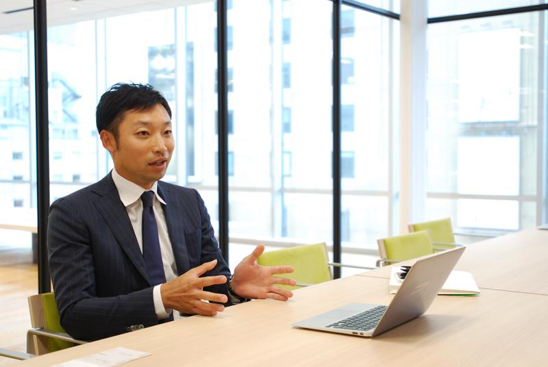 株式会社インベスターズクラウド 古木大咲社長 インタビュー画像1−1