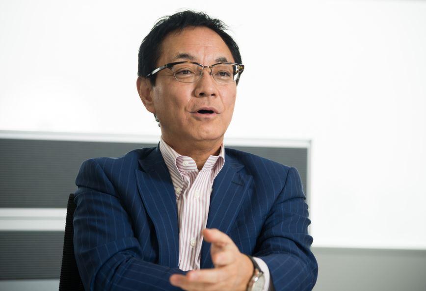 ジェイコムホールディングス株式会社 岡本泰彦社長 インタビュー画像1−2