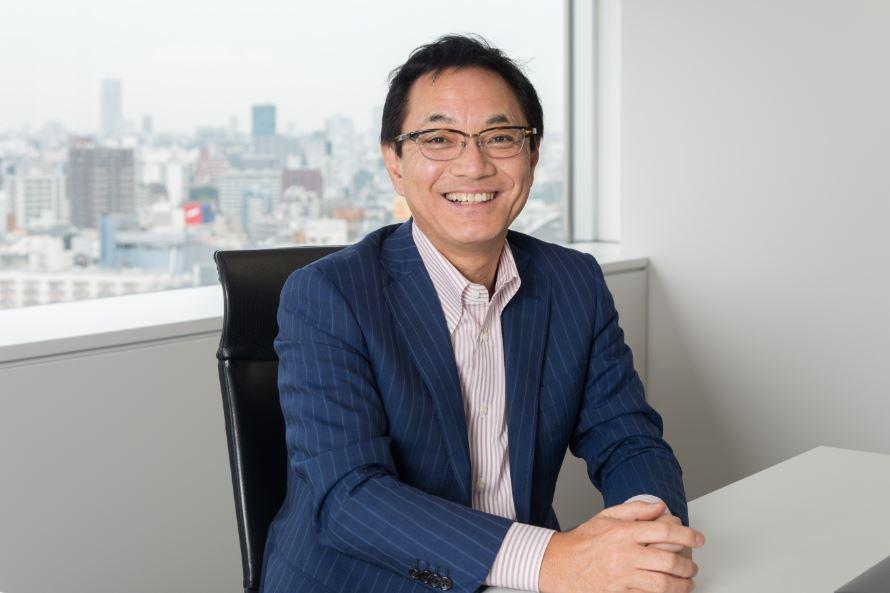 ジェイコムホールディングス株式会社 岡本泰彦社長 インタビュー画像1−4