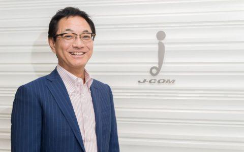 ジェイコムホールディングス株式会社 岡本泰彦社長 記事サムネイル画像