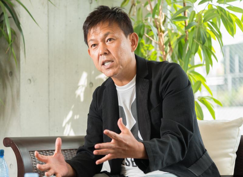 株式会社ダイニングイノベーション 西山知義社長 インタビュー画像1−1