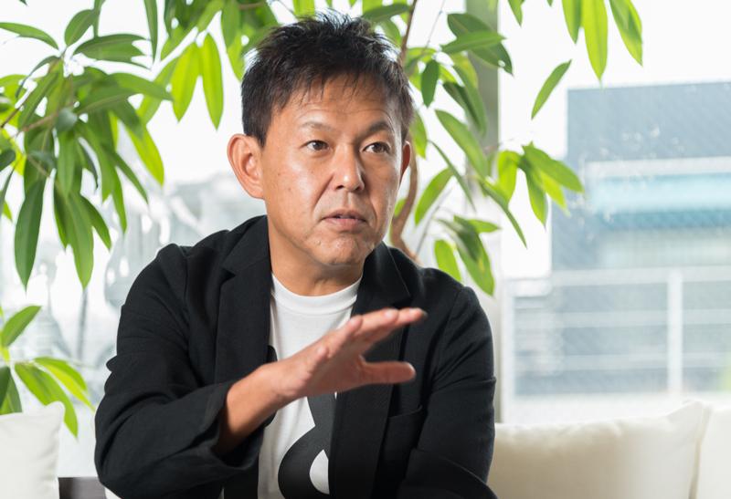 株式会社ダイニングイノベーション 西山知義社長 インタビュー画像1−3