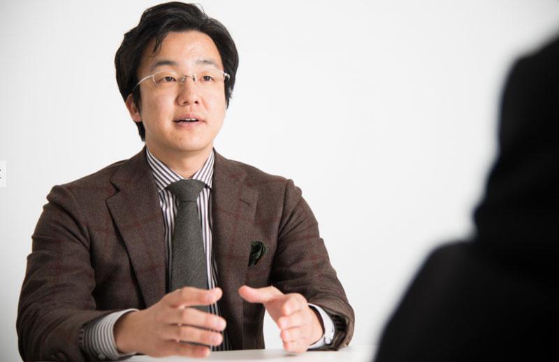 メドピア株式会社 石見陽社長 インタビュー画像1−1