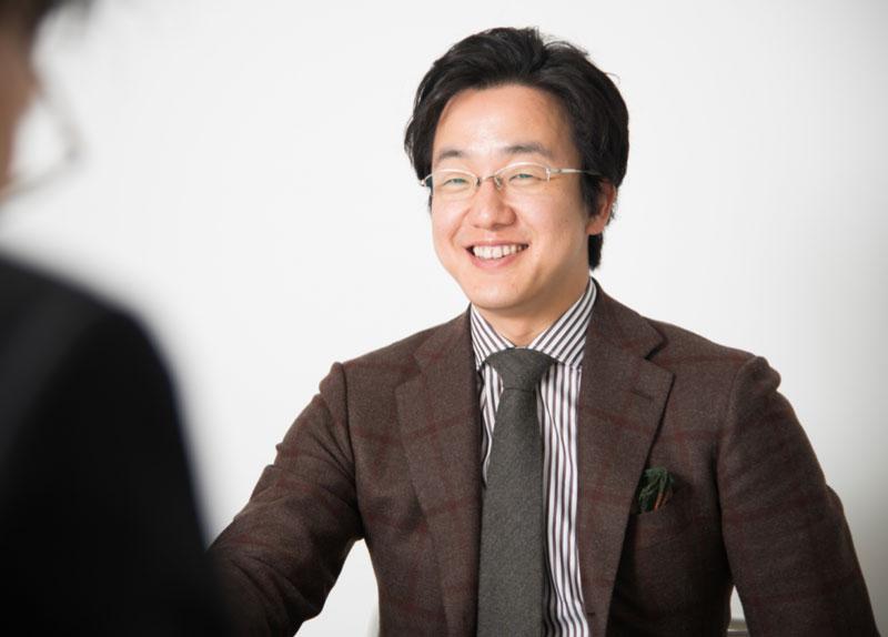 メドピア株式会社 石見陽社長 インタビュー画像1−2