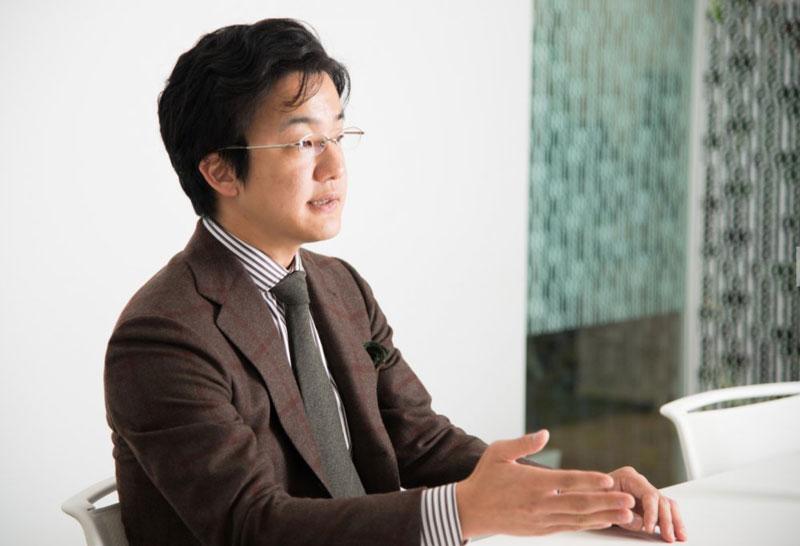 メドピア株式会社 石見陽社長 インタビュー画像1−3