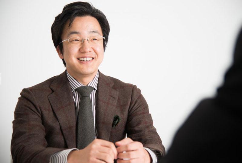 メドピア株式会社 石見陽社長 インタビュー画像1−4
