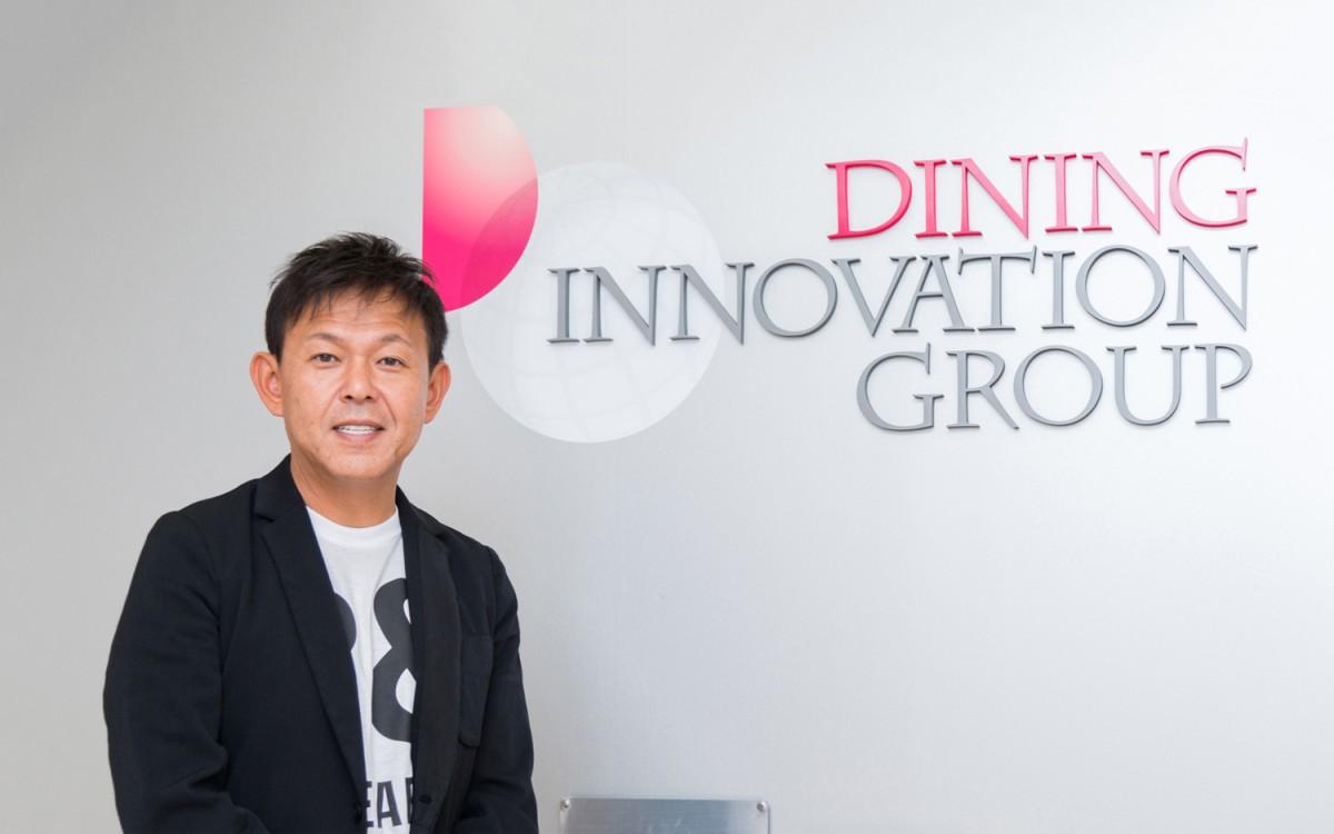 株式会社ダイニングイノベーション 西山知義社長 記事サムネイル画像