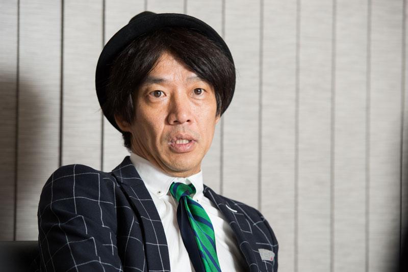 株式会社ダイヤモンドダイニング 松村厚久社長 インタビュー画像1−1