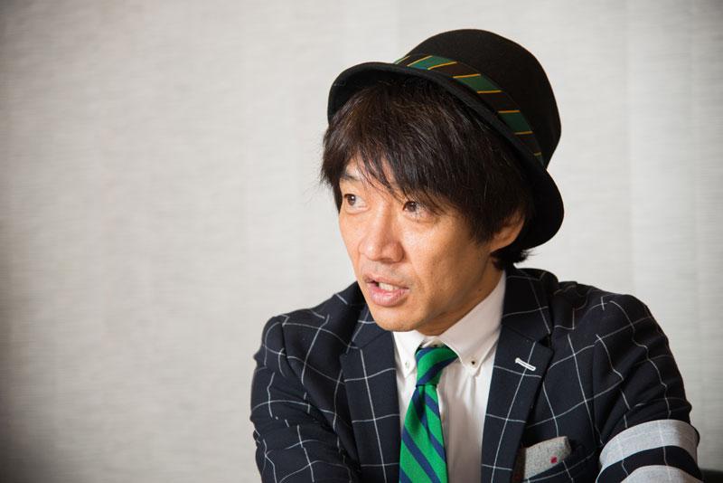 株式会社ダイヤモンドダイニング 松村厚久社長 インタビュー画像1−4