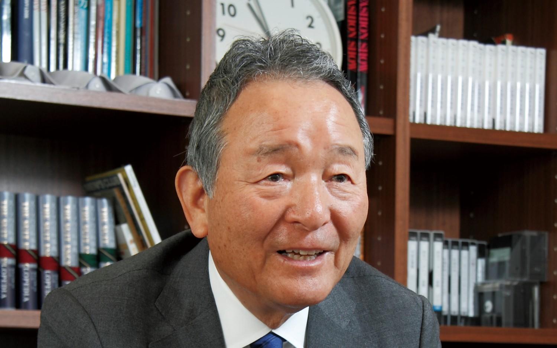 メーカーズシャツ鎌倉株式会社 貞末良雄 サムネイル画像