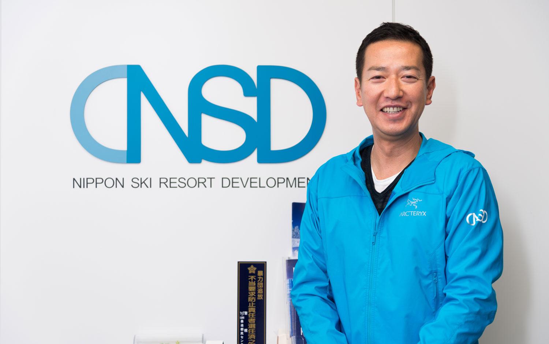 日本スキー場開発株式会社 氏家太郎 サムネイル画像