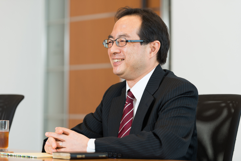 TMI総合法律事務所 淵邊善彦弁護士 インタビュー画像1−2