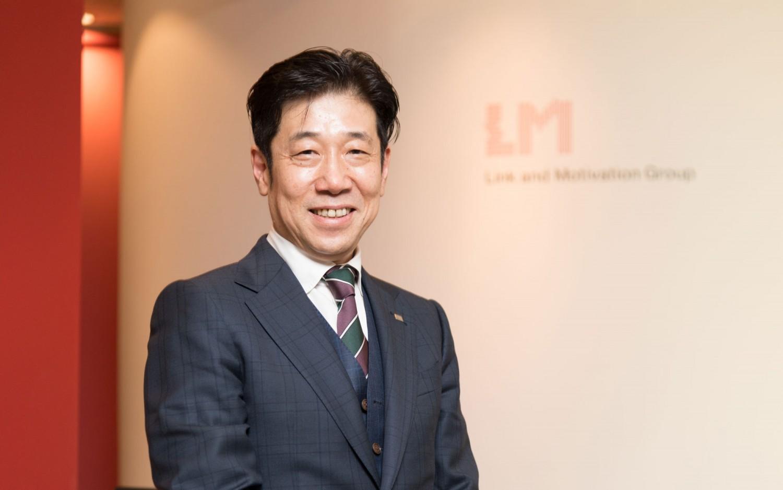 株式会社リンクアンドモチベーション 小笹芳央 サムネイル画像
