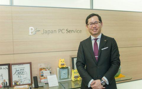 日本PCサービス株式会社 家喜信行 サムネイル画像