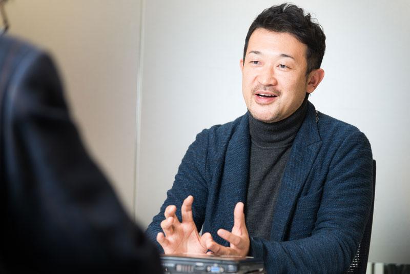株式会社アイスタイル 吉松徹郎社長 インタビュー画像1-1