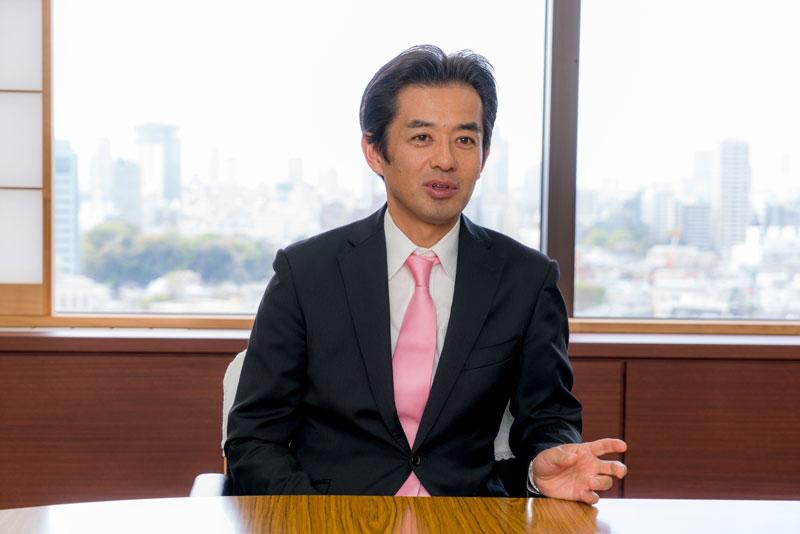 日本サード・パーティ株式会社 森豊社長 インタビュー画像1−1