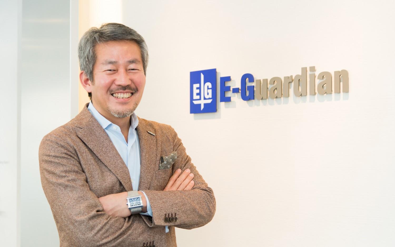 イー・ガーディアン株式会社 高谷康久社長 サムネイル画像