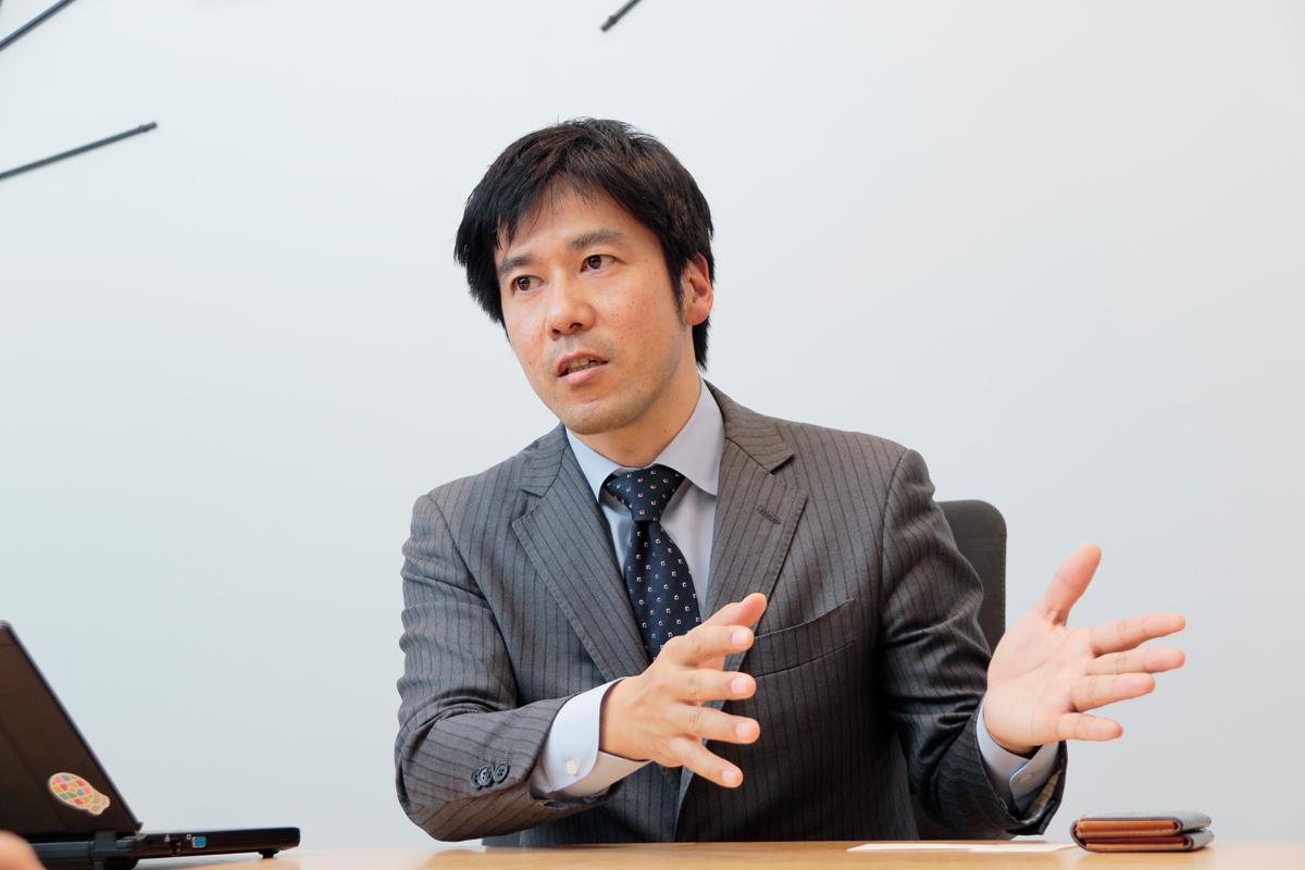 株式会社PR TIMES 山口拓己社長 インタビュー画像1-1