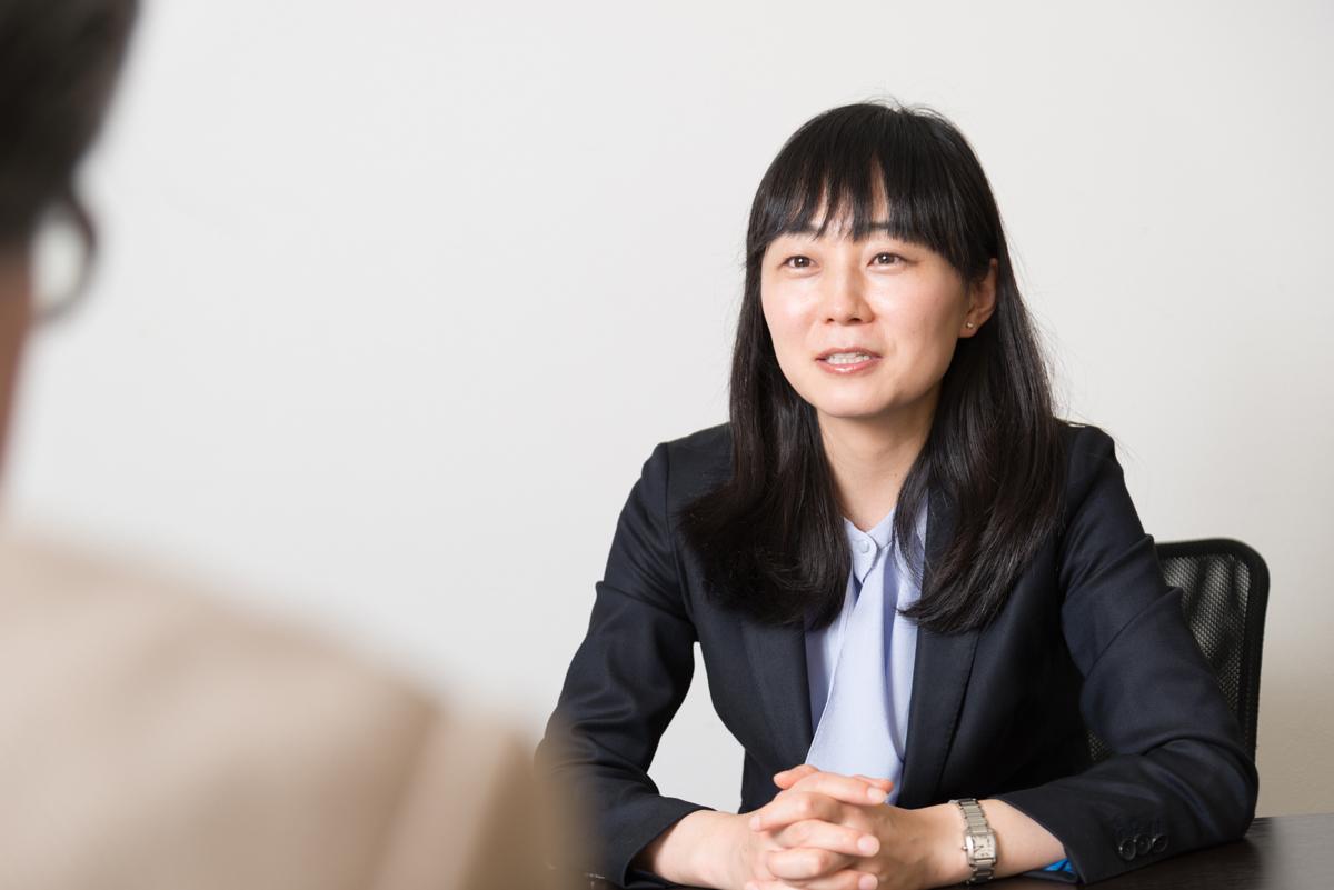株式会社クラリスキャピタル 牧野安与社長 インタビュー画像1-2