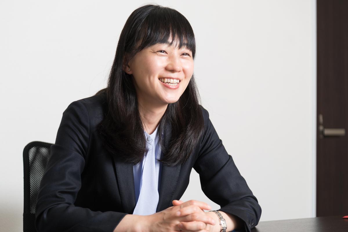 株式会社クラリスキャピタル 牧野安与社長 インタビュー画像1-4