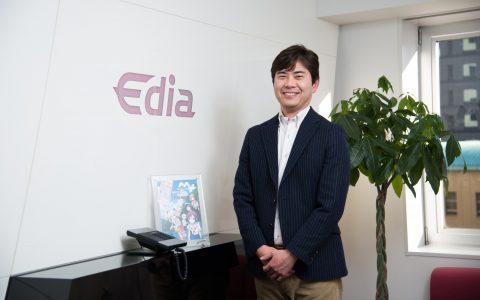 株式会社エディア 原尾正紀 サムネイル画像