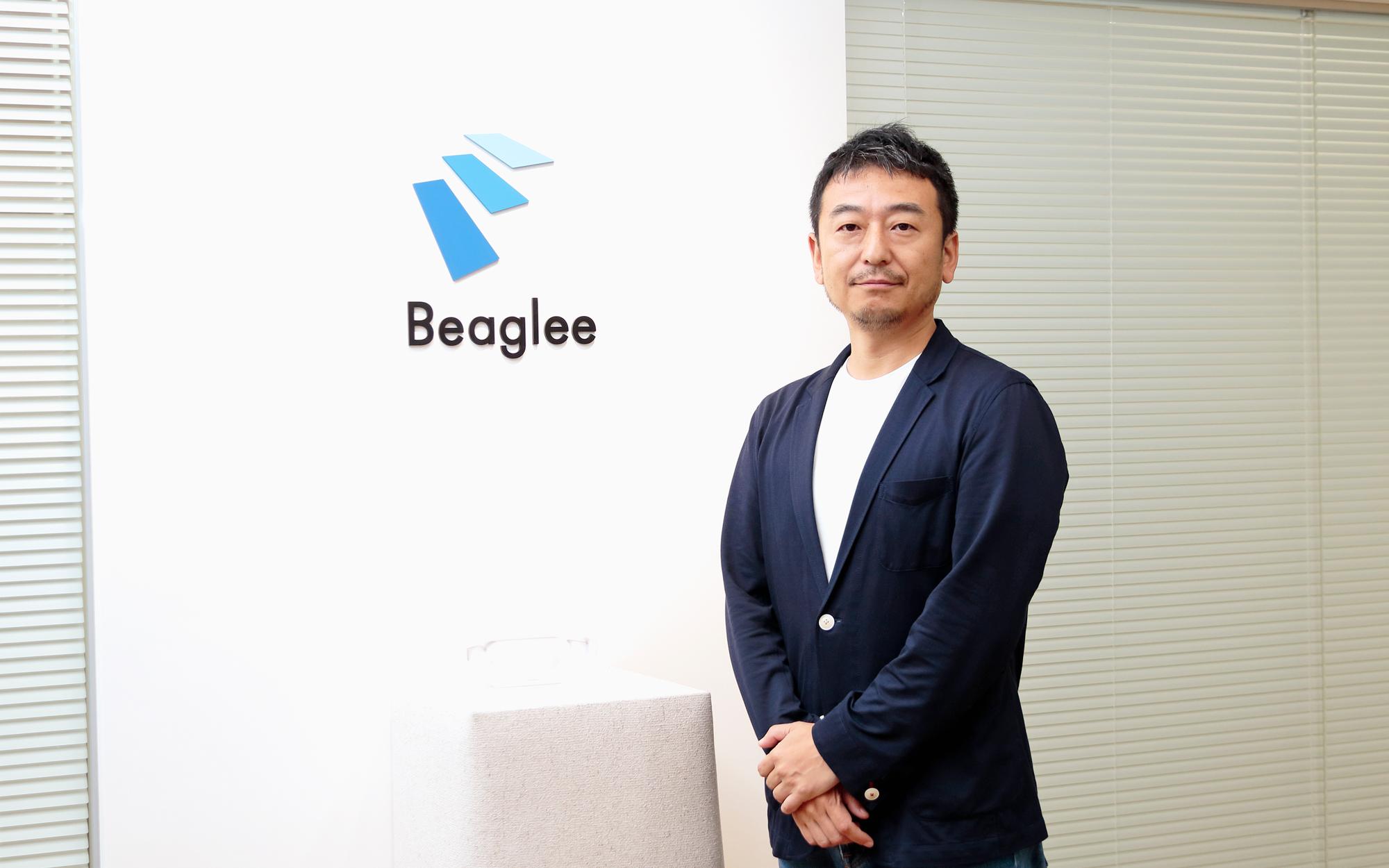 株式会社ビーグリー 吉田仁平 サムネイル画像
