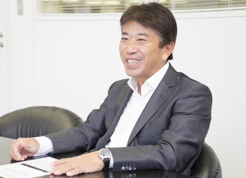 株式会社ベネフィット・ワン 白石徳生社長 インタビュー画像1−2