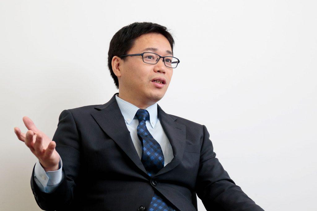 インテグループ株式会社 藤井一郎社長 インタビュー画像1-3