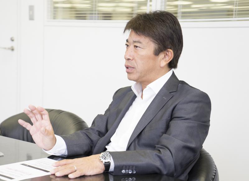 株式会社ベネフィット・ワン 白石徳生社長 インタビュー画像1−1