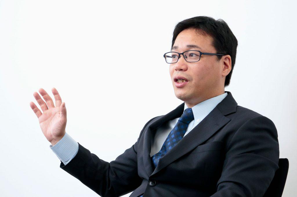 インテグループ株式会社 藤井一郎社長 インタビュー画像1-2