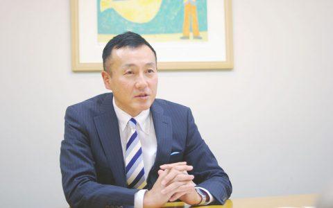 アクタスマネジメントサービス株式会社 加藤幸人社長 インタビュー画像1-1