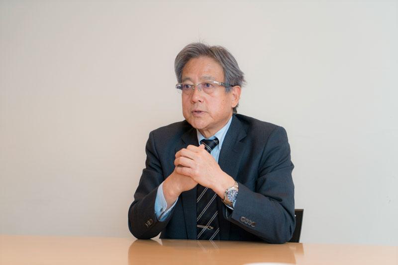 株式会社アドバンスト・メディア 鈴木清幸会長 インタビュー画像1-1