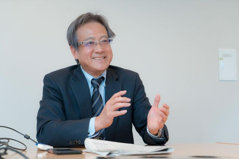 株式会社アドバンスト・メディア 鈴木清幸会長 インタビュー画像1-2