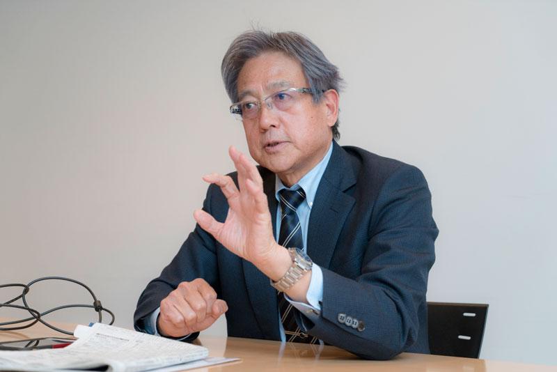 株式会社アドバンスト・メディア 鈴木清幸会長 インタビュー画像1-3