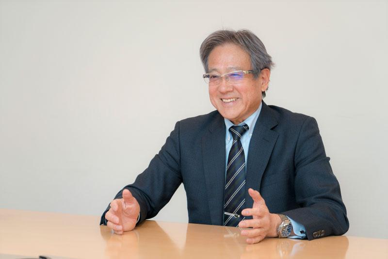 株式会社アドバンスト・メディア 鈴木清幸会長 インタビュー画像1-4