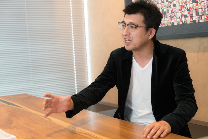 株式会社アドウェイズ 岡村陽久社長 インタビュー画像1-1