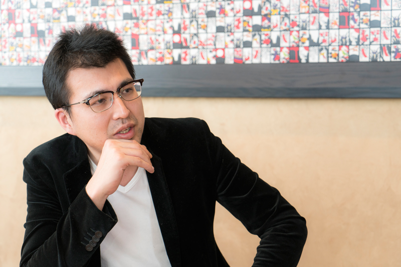 株式会社アドウェイズ 岡村陽久社長 インタビュー画像1-2
