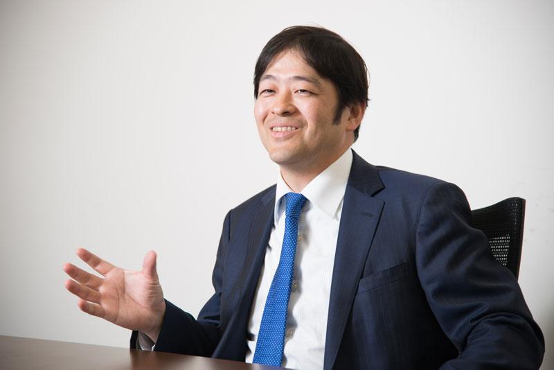 株式会社アエリア 長嶋貴之会長 インタビュー画像1-1