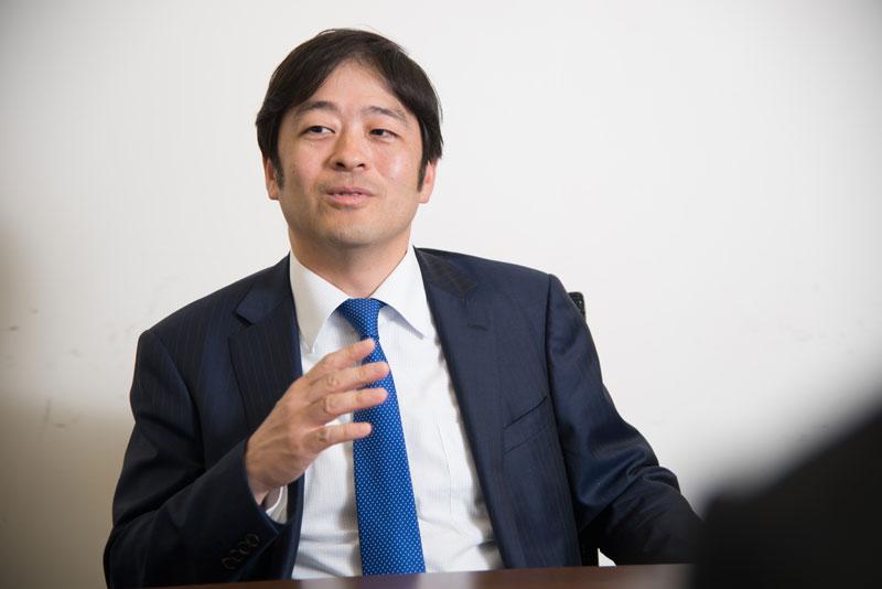 株式会社アエリア 長嶋貴之会長 インタビュー画像1-2
