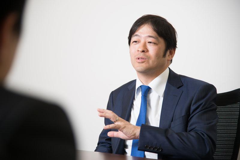 株式会社アエリア 長嶋貴之会長 インタビュー画像1-4