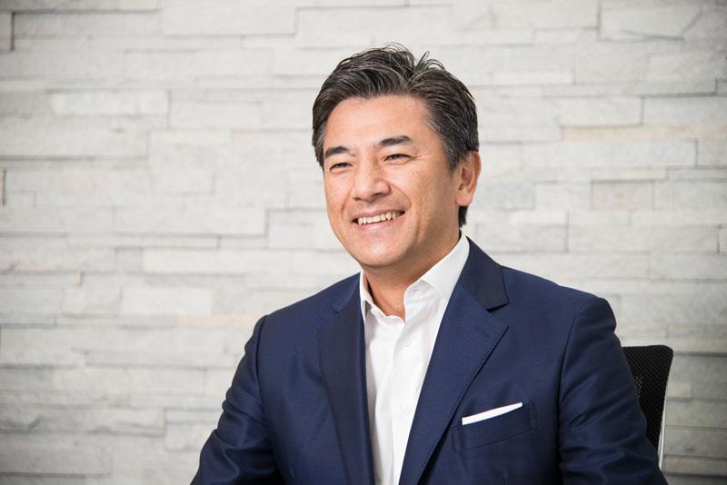 株式会社オールアバウト 江幡哲也社長 インタビュー画像1−1