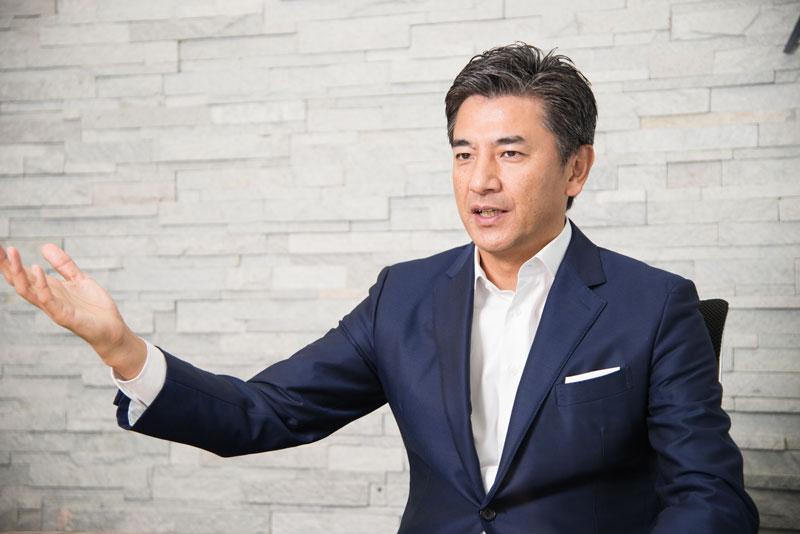 株式会社オールアバウト 江幡哲也社長 インタビュー画像1−4