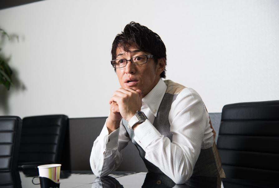 株式会社AMBITION 清水剛社長 インタビュー画像1−1
