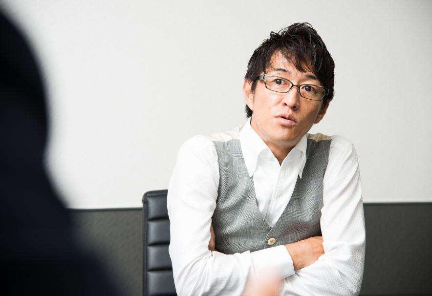 株式会社AMBITION 清水剛社長 インタビュー画像1−3