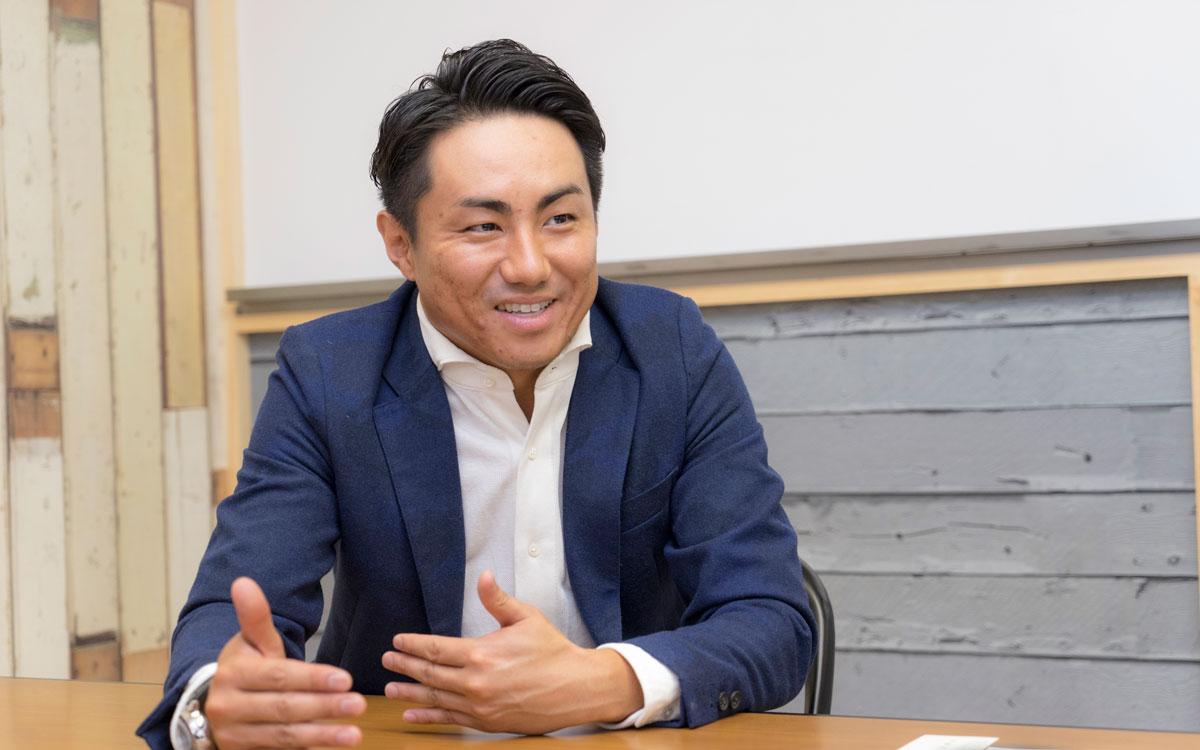 株式会社塚田農場プラス 森尾太一社長 インタビュー画像1-1