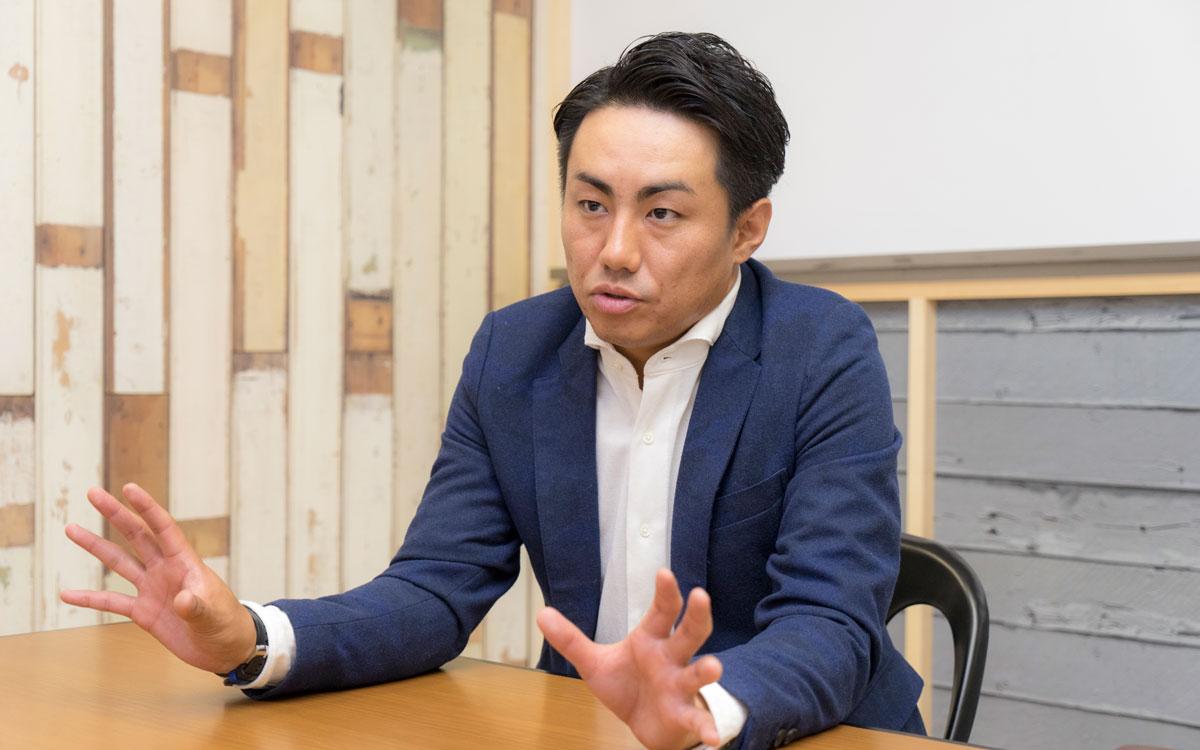 株式会社塚田農場プラス 森尾太一社長 インタビュー画像1-2