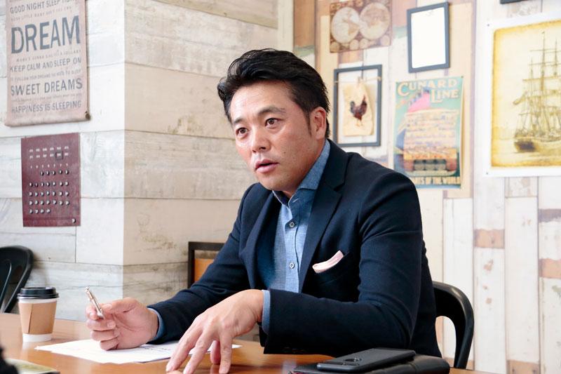 株式会社エー・ピーカンパニー 米山久社長 インタビュー画像1-1