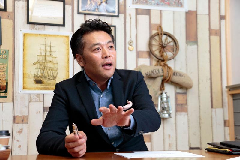 株式会社エー・ピーカンパニー 米山久社長 インタビュー画像1-3